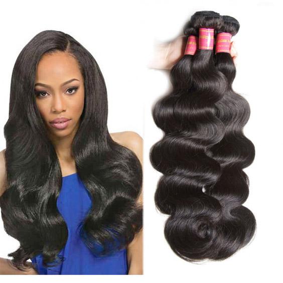 peruvian body wave virgin hair bundles