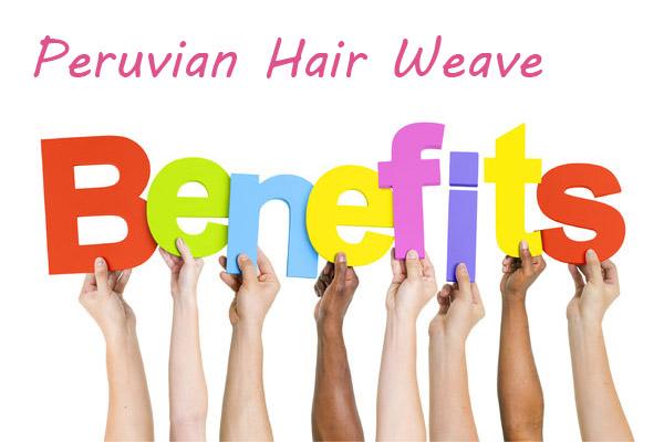 benefits of peruvian virgin hair
