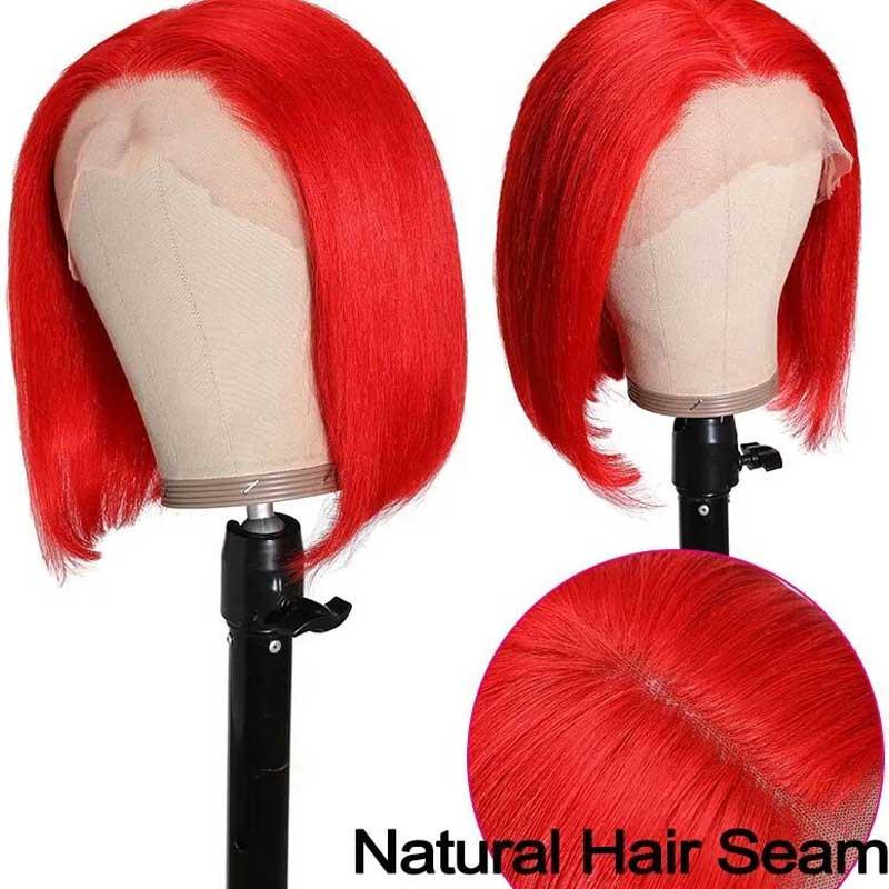 red bob wig 3