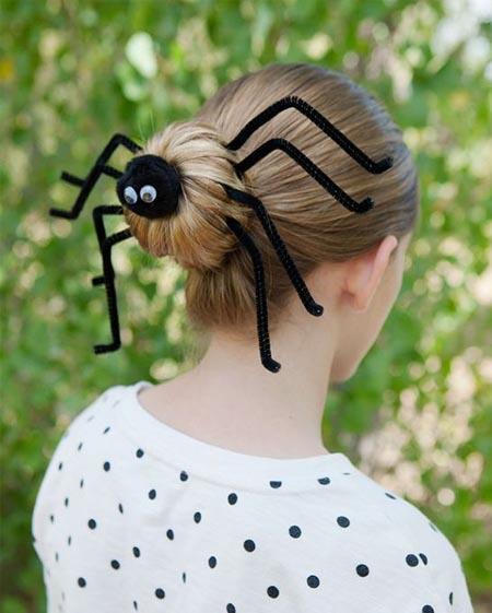 spider bun
