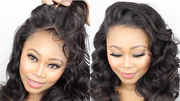 Lace Frontal Wig VS Full Lace Wig, Which