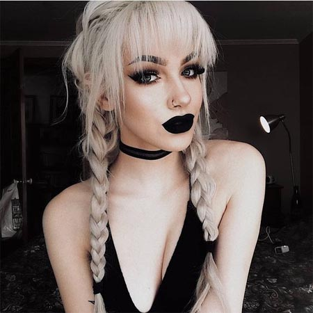 witch hair
