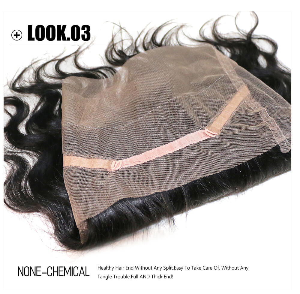 quality body wave lace frontal closure for sale