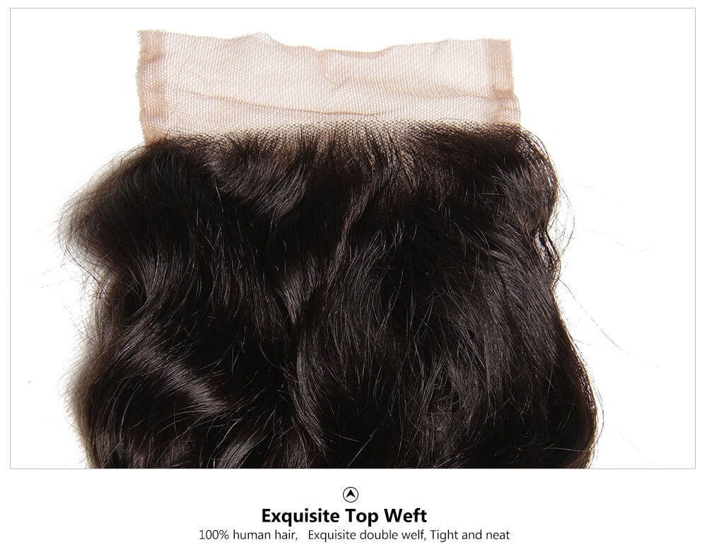 real human hair lace closure wholesale