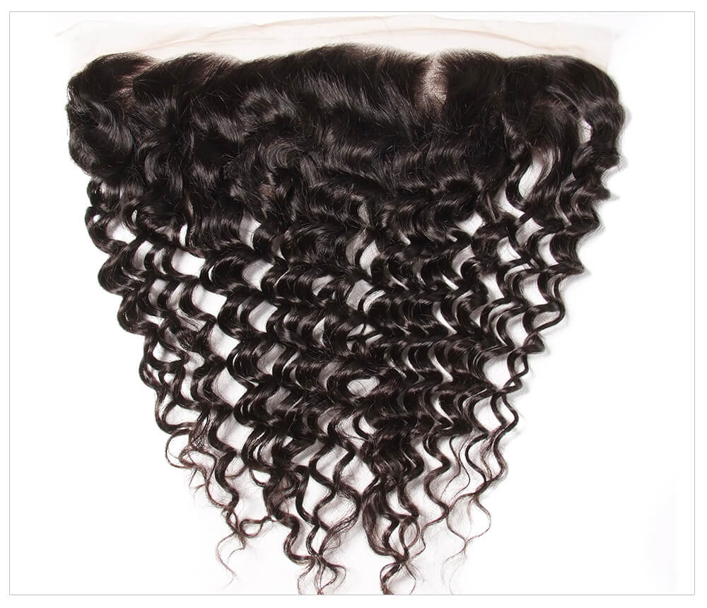best deep wave lace frontal for sale
