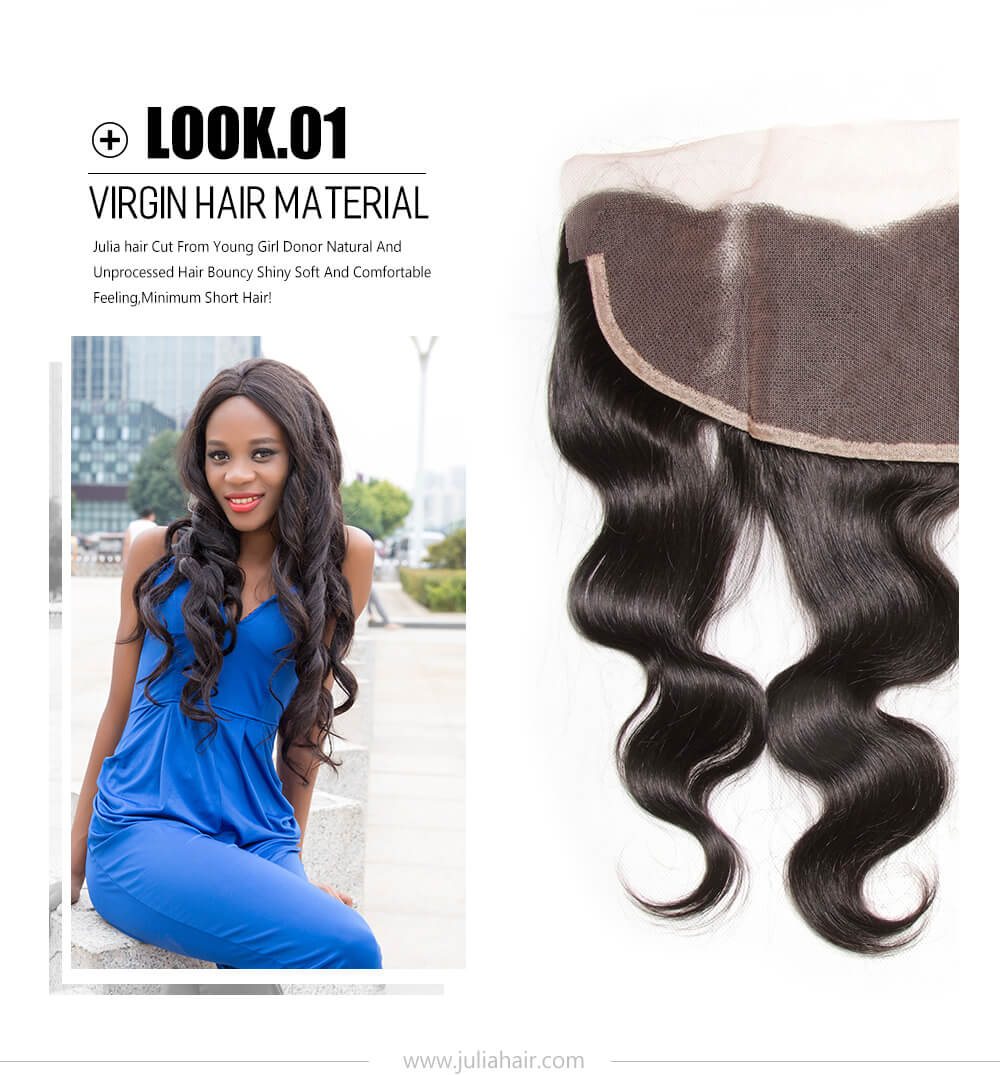 quality virgin hair bundles with lace frontal
