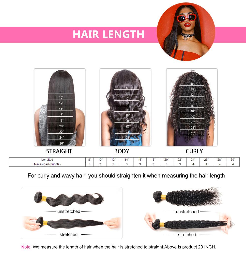 Julia Hair Length Measurement