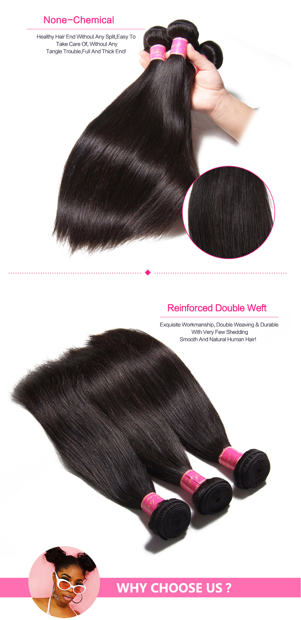 straight hair bundle deals with lace closure