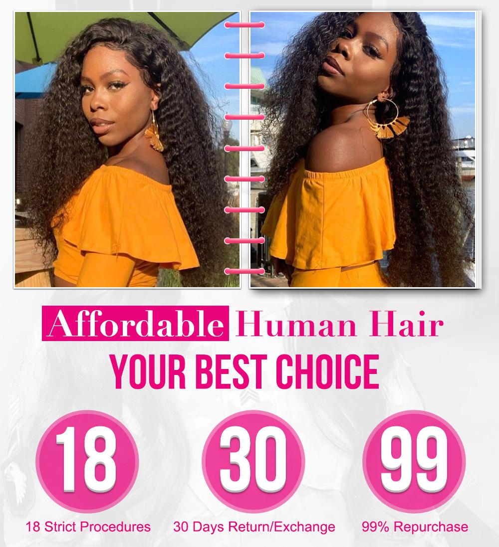 Julia Human Hair Products
