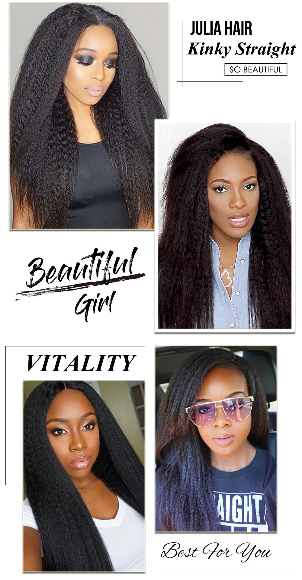 Quality Straight Weaves Human Hair