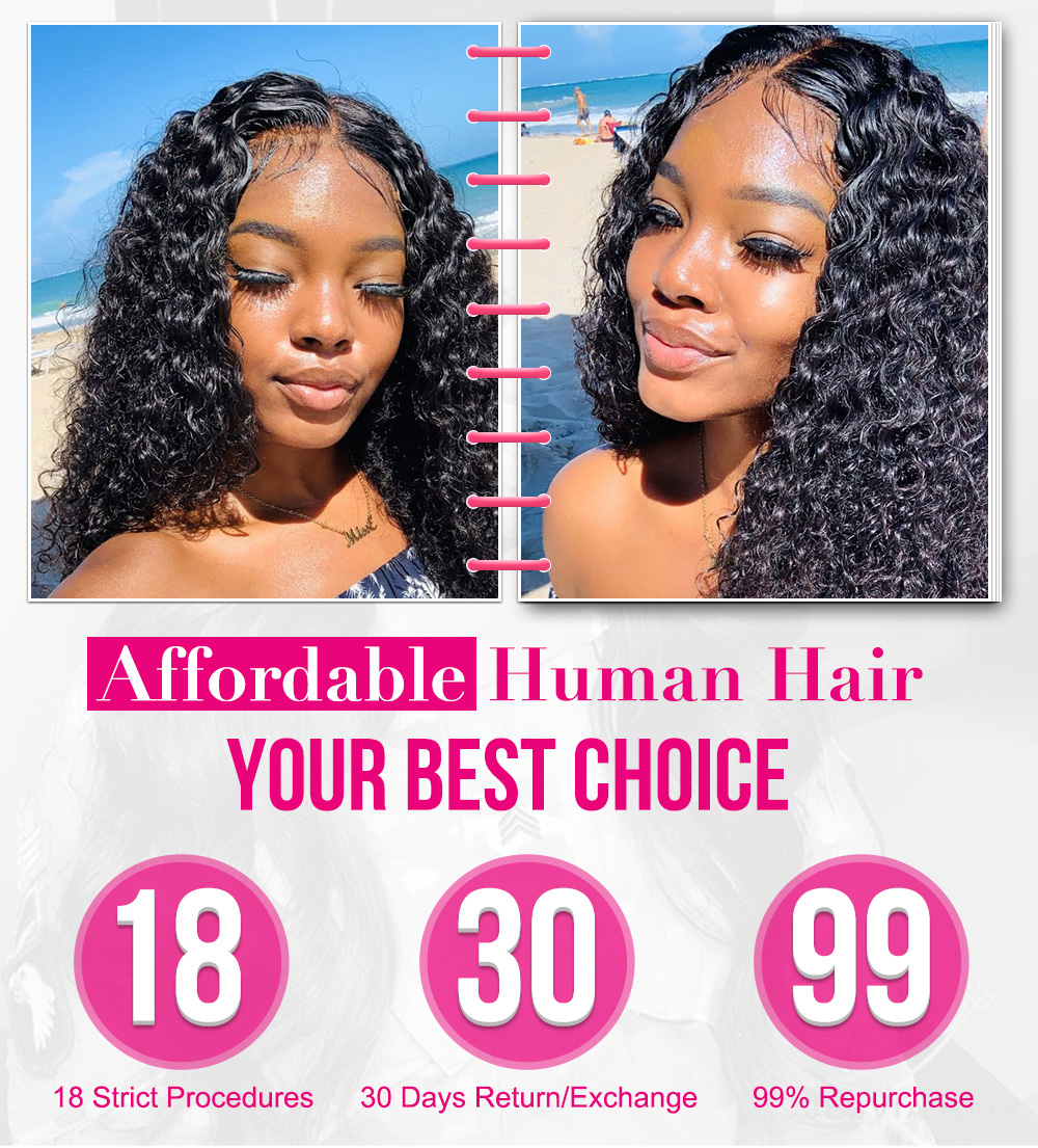 Brazilian Water Wave Human Hair