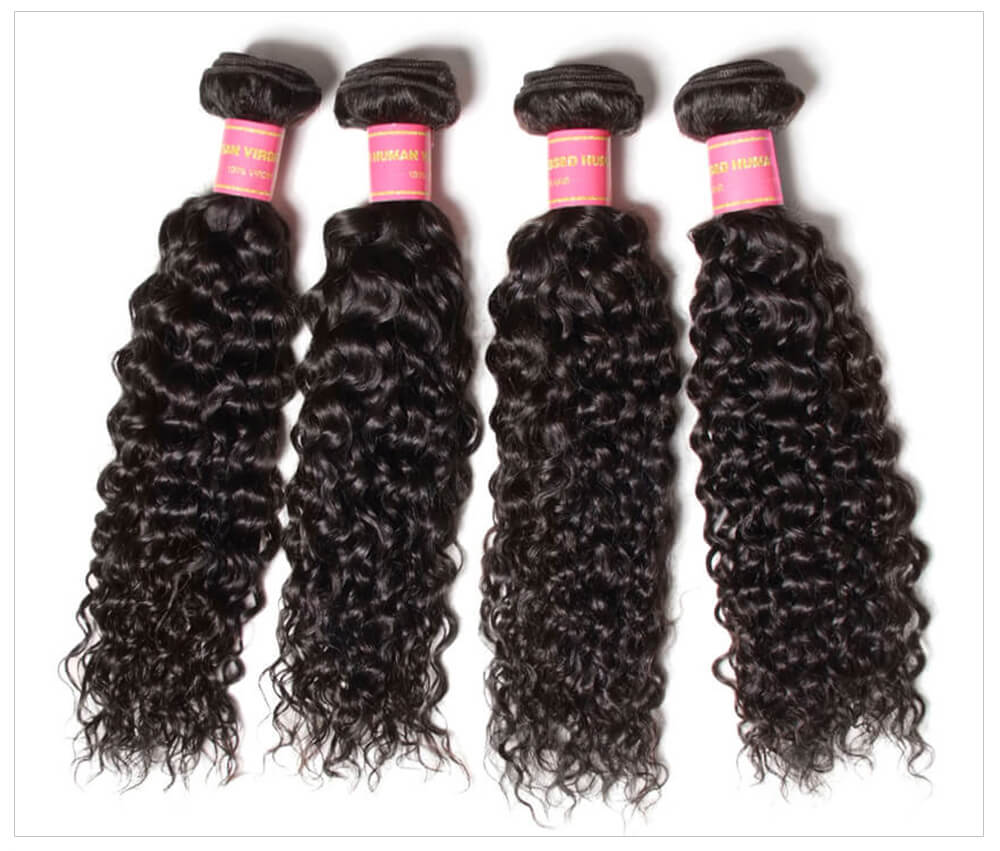 best Brazilian curly hair extension