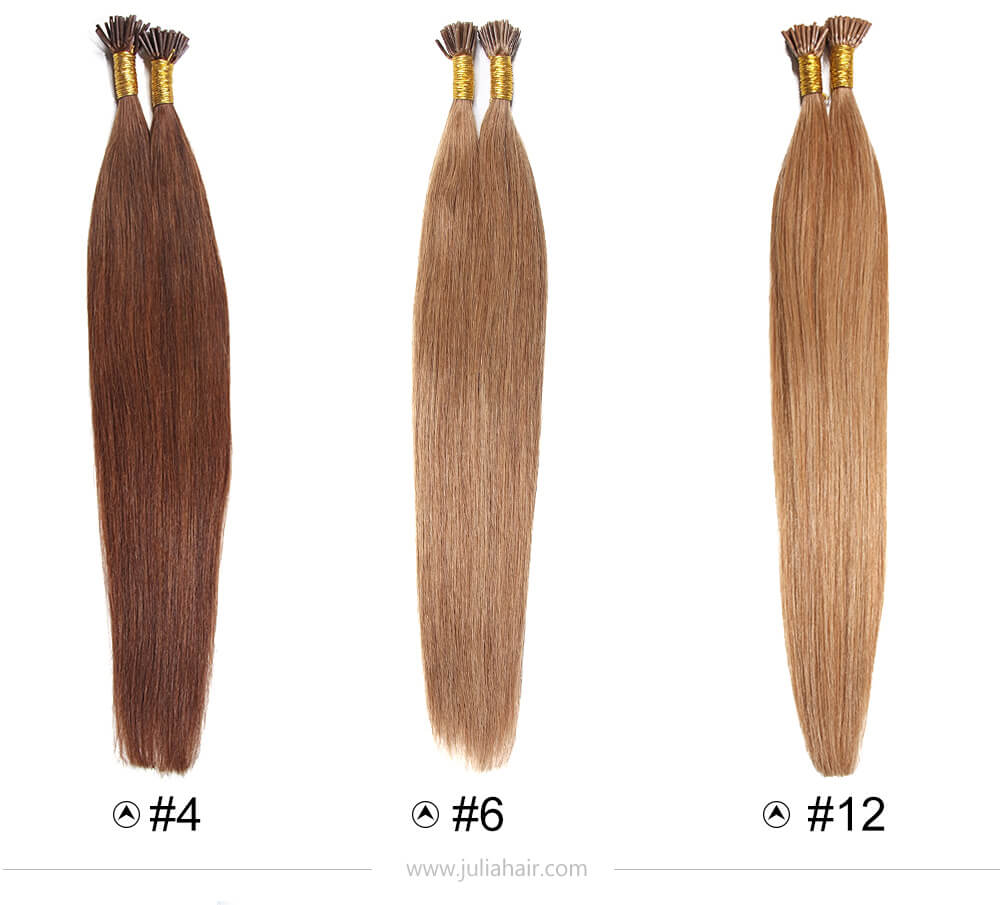 Stick Tip Human Hair Extensions