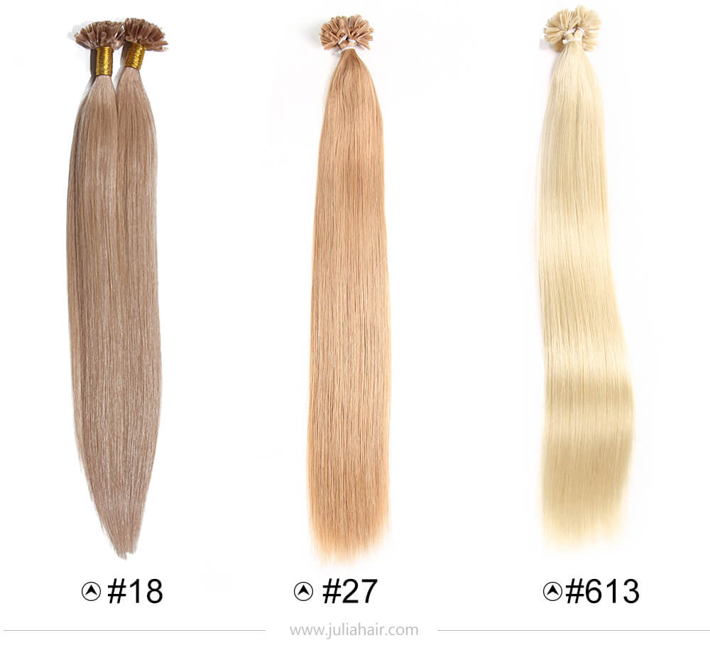 Affordable U Tip Hair Extension