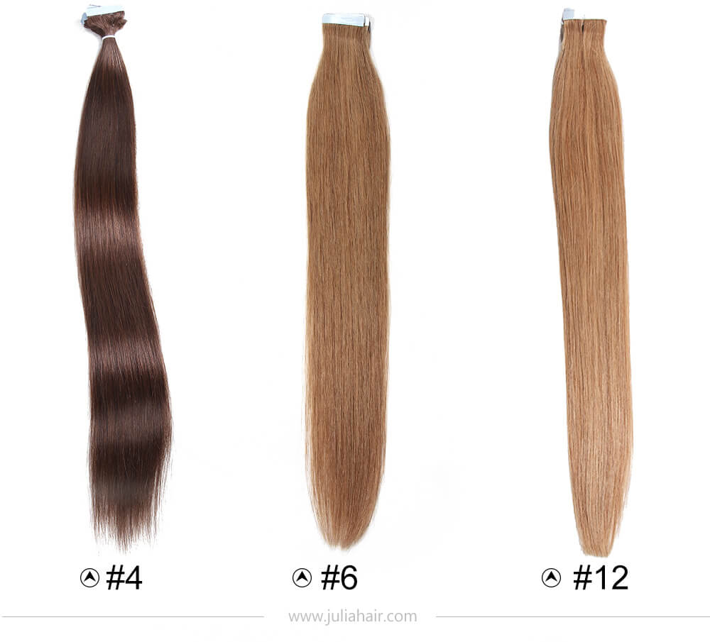 Wholesale Hair Extensions in Light Color
