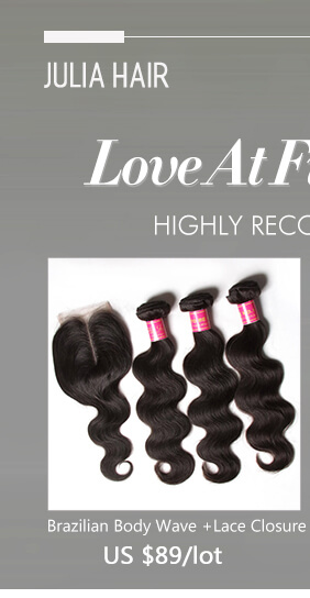 julia body wave human hair