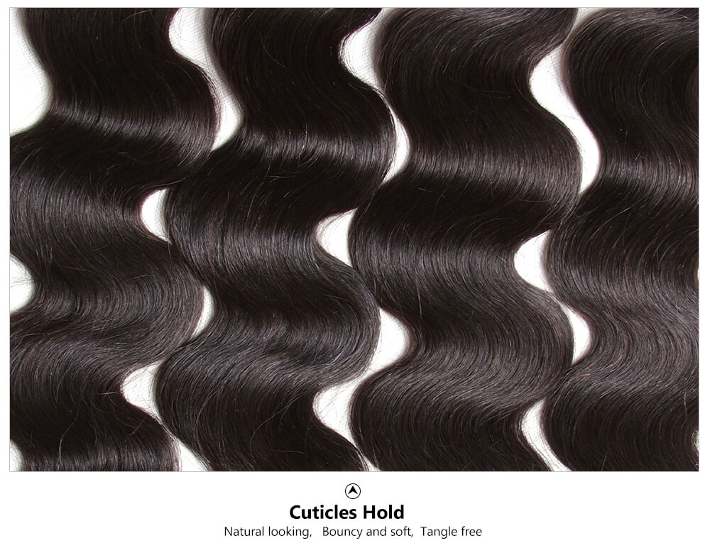 full body wave hair bundle deals