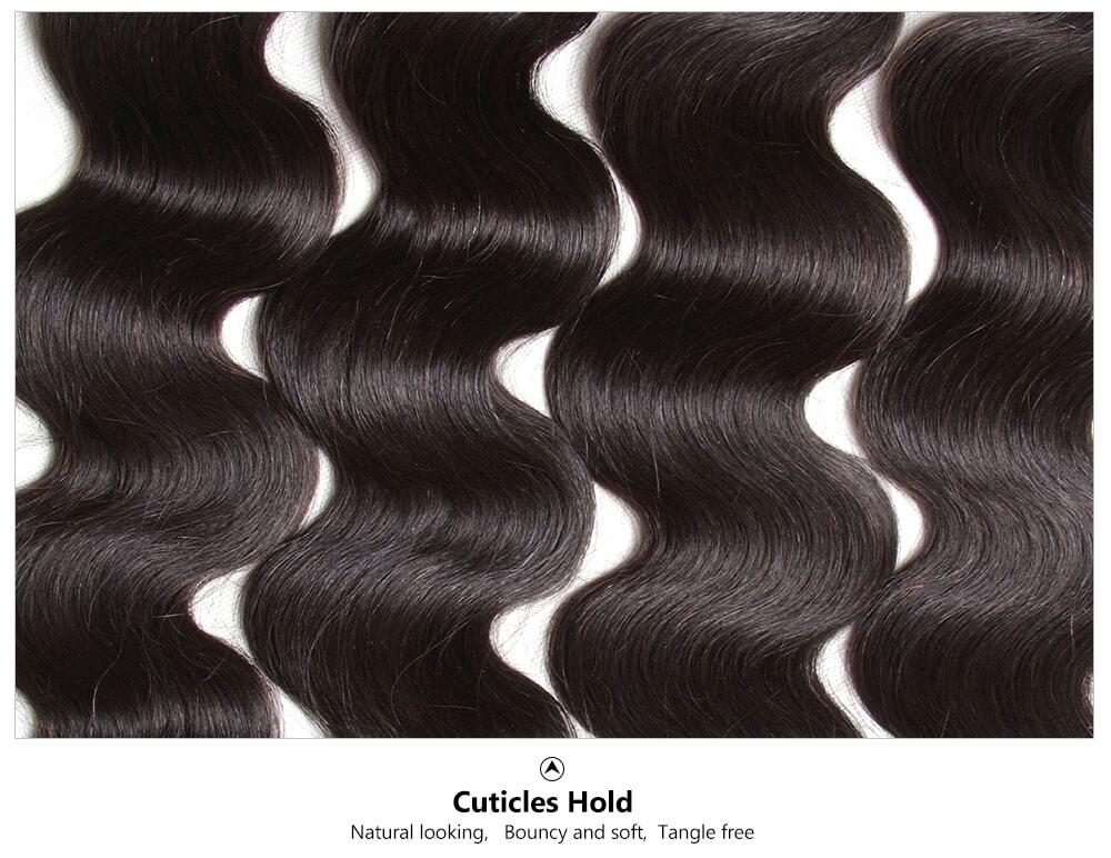 full body wave hair bundle deals
