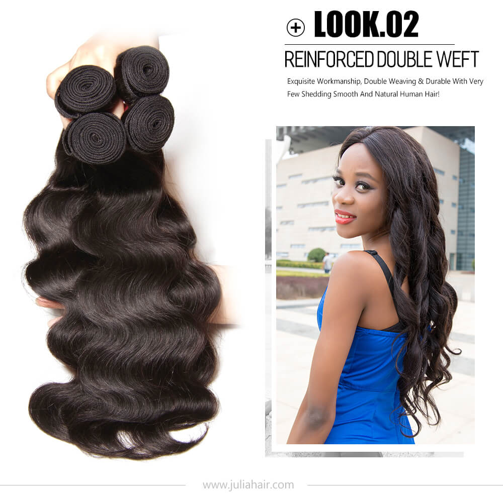 cheap body wave Indian hair