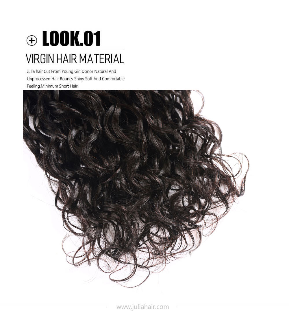 quality wavy hair weave