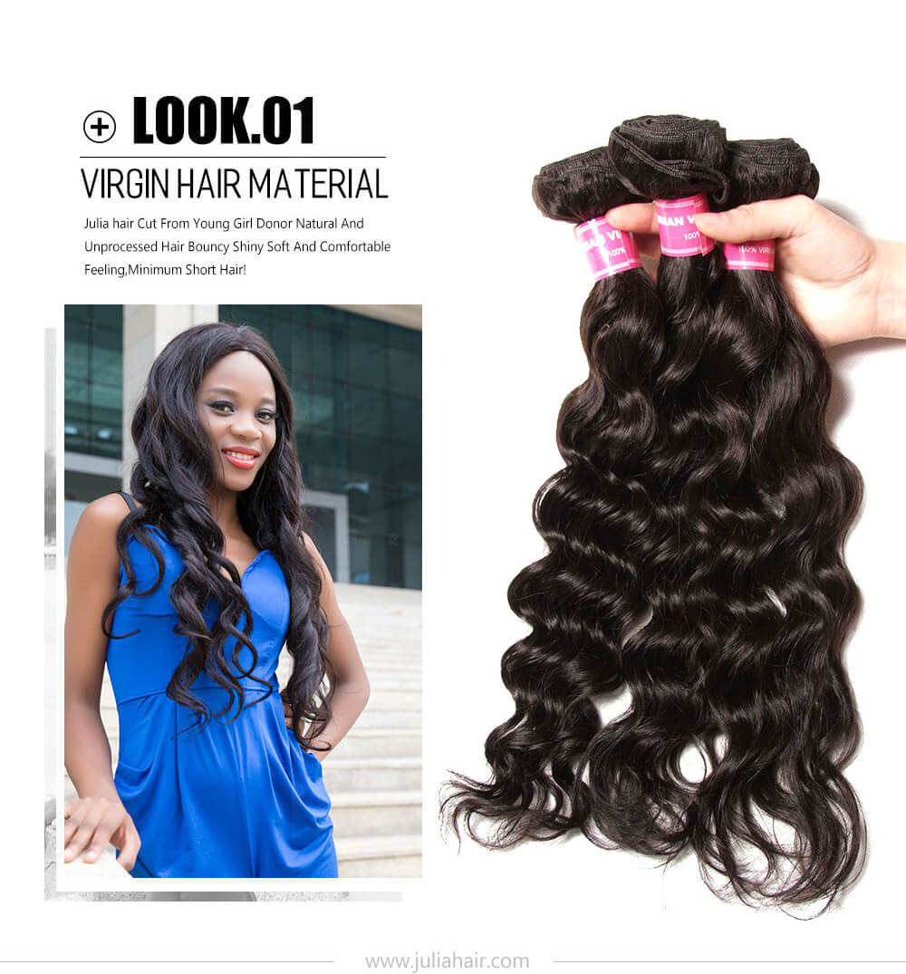 natural wave malaysian hair
