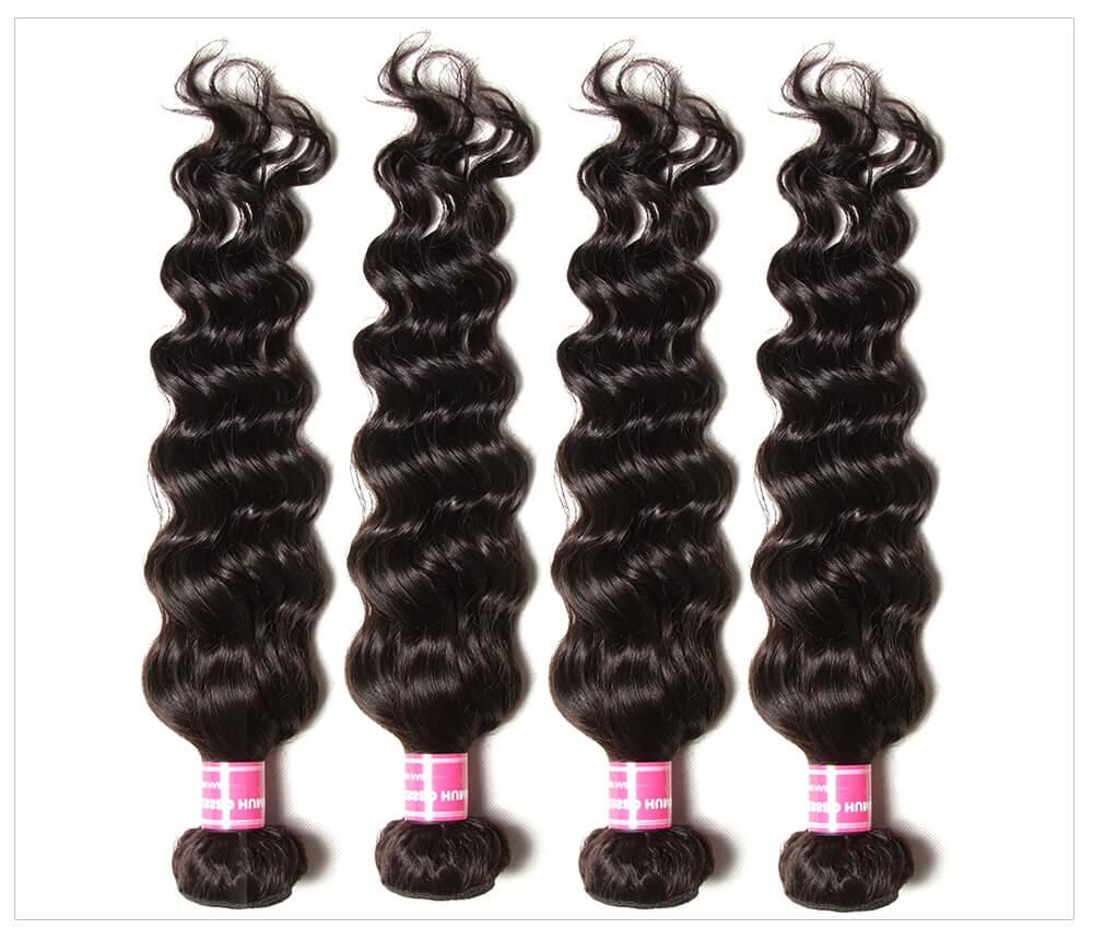 100 Real Human Hair Bundles