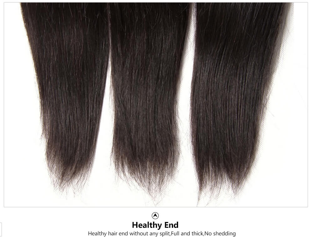 Unprocessed real human hair online