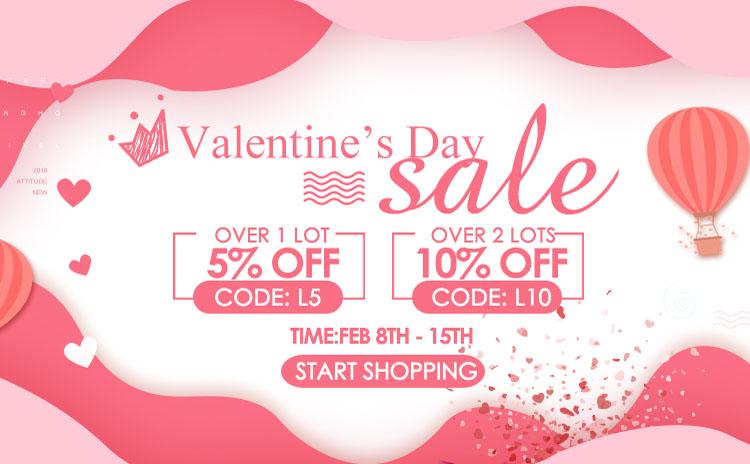 julia hair valentine's day sale