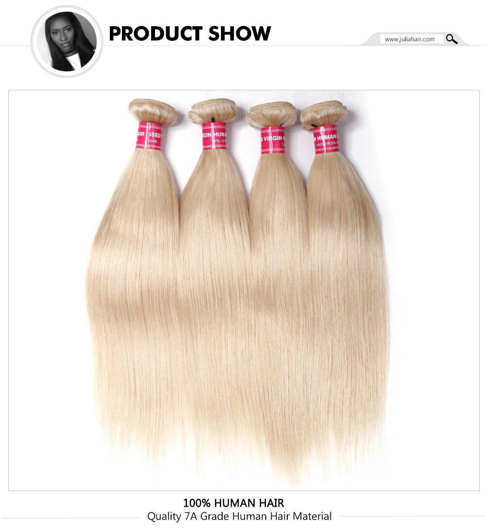 #613 Color Straight Hair Weaves