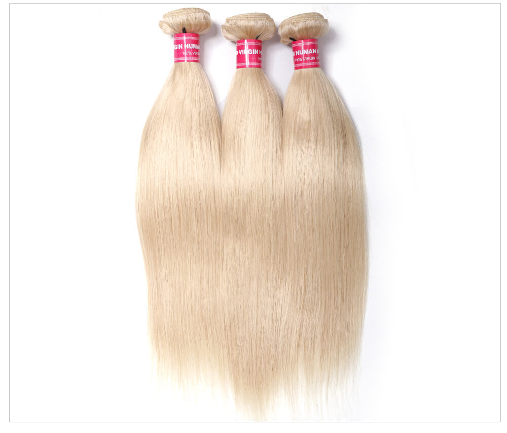 #613 Straight Hair Bundles