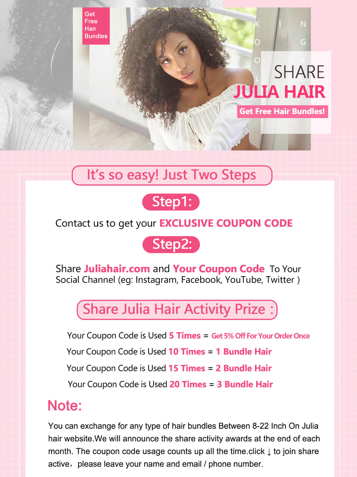 Get Free Hair Bundles: The Ultimate Guide (Step by Step
