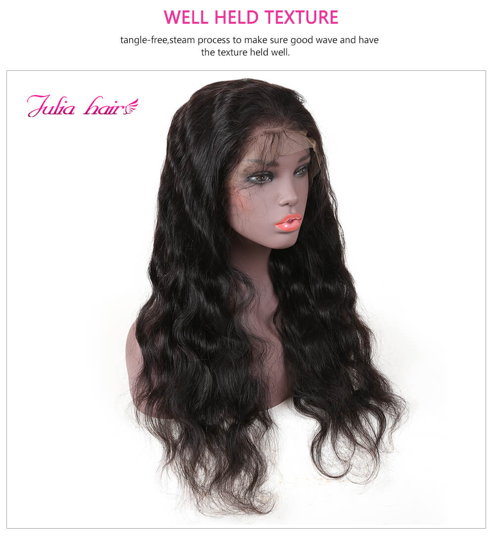 100% Human Hair Lace Front Wigs For Women