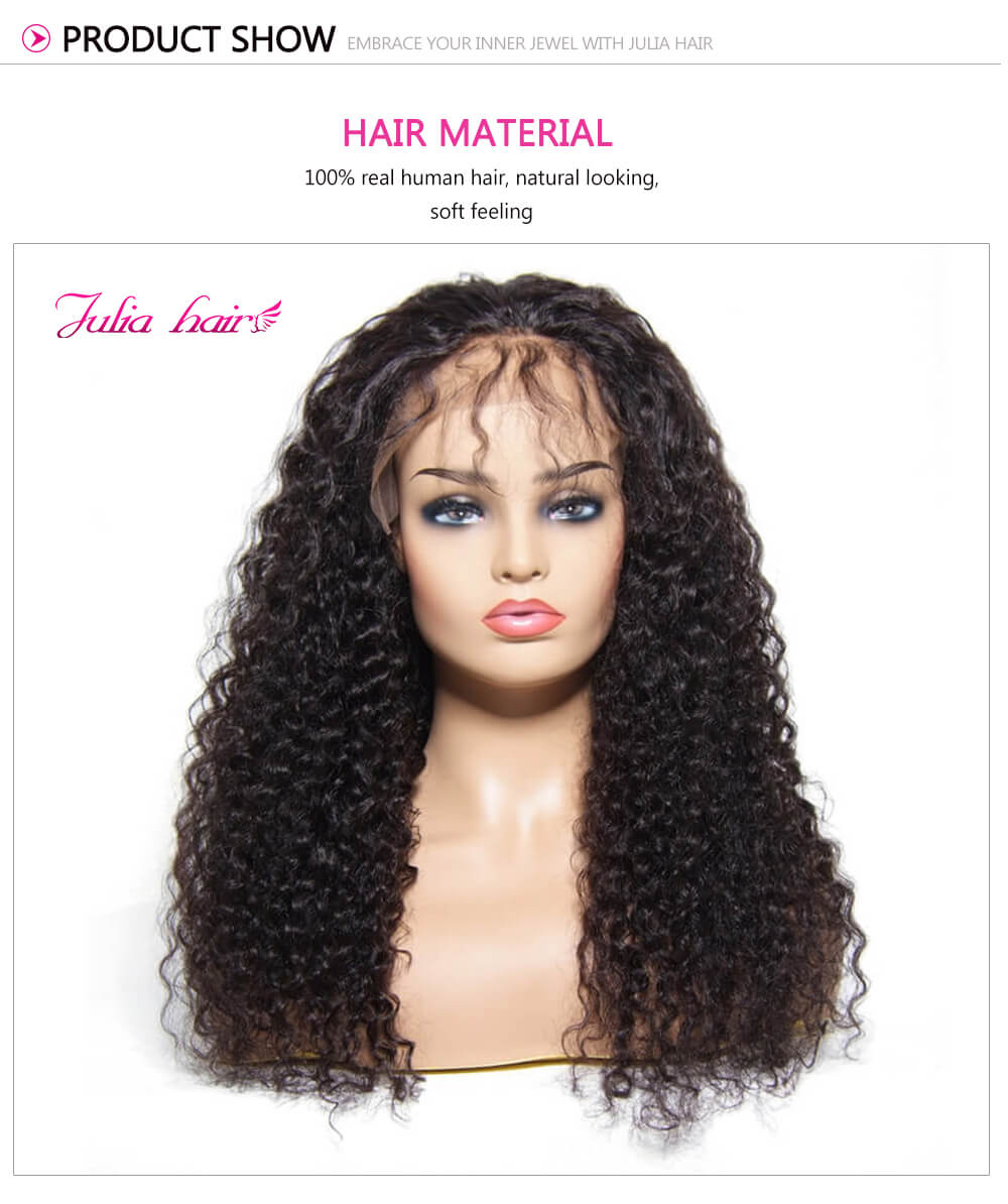 Best Curly Lace Front Wigs