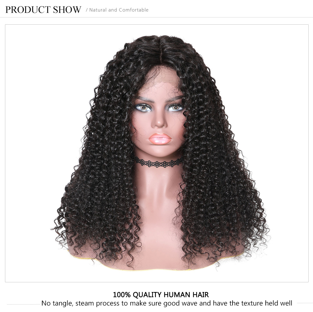 100% Human Hair Wig  Pre Plucked Headline