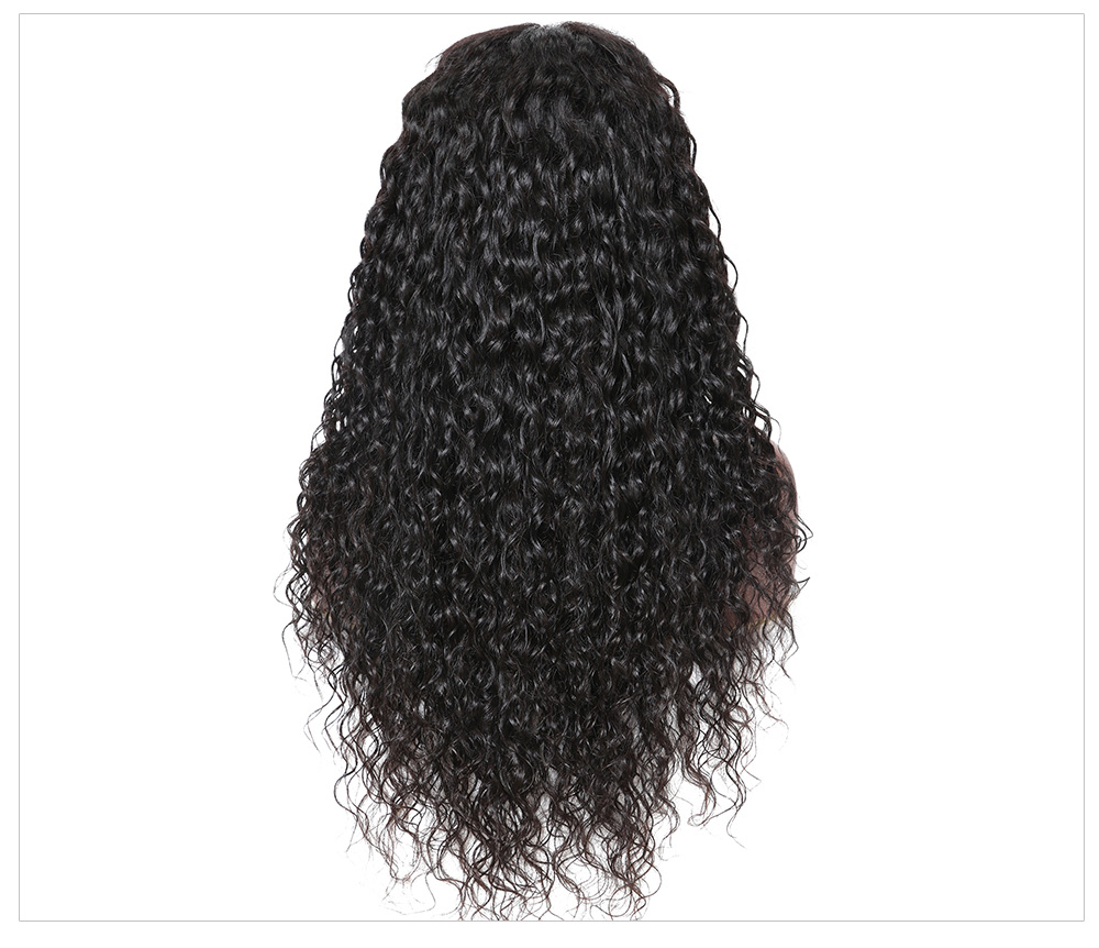 360 Lace Frontal Human Hair Wigs For Black Women
