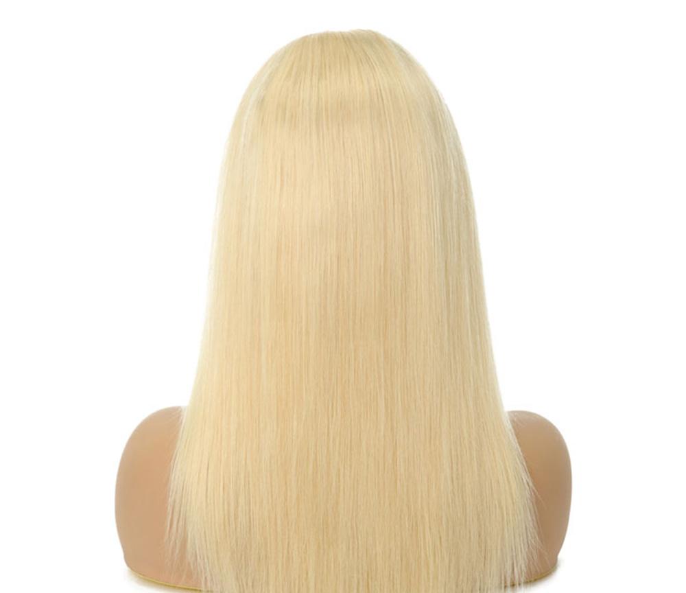 Best 613 Blonde 13x4 Lace Front Wig