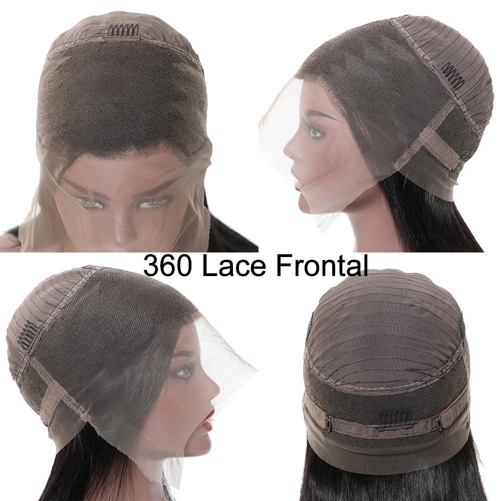 Long Curly Human Hair Wigs Hand Made