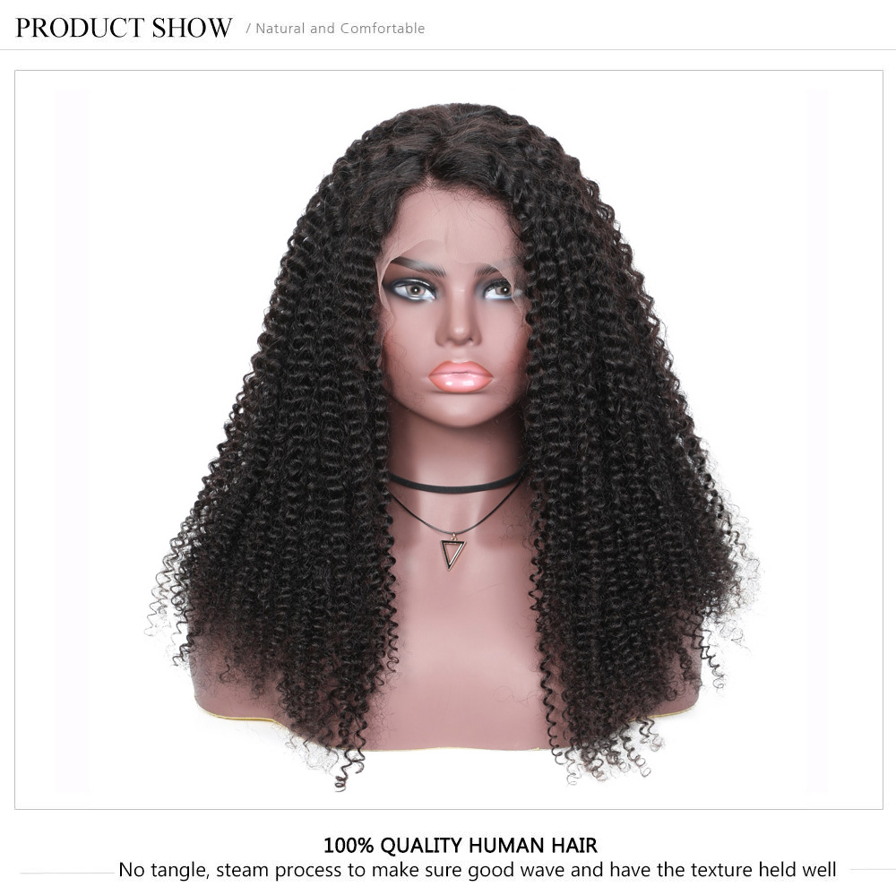 100% Human Hair Wig  Pre Plucked Headline