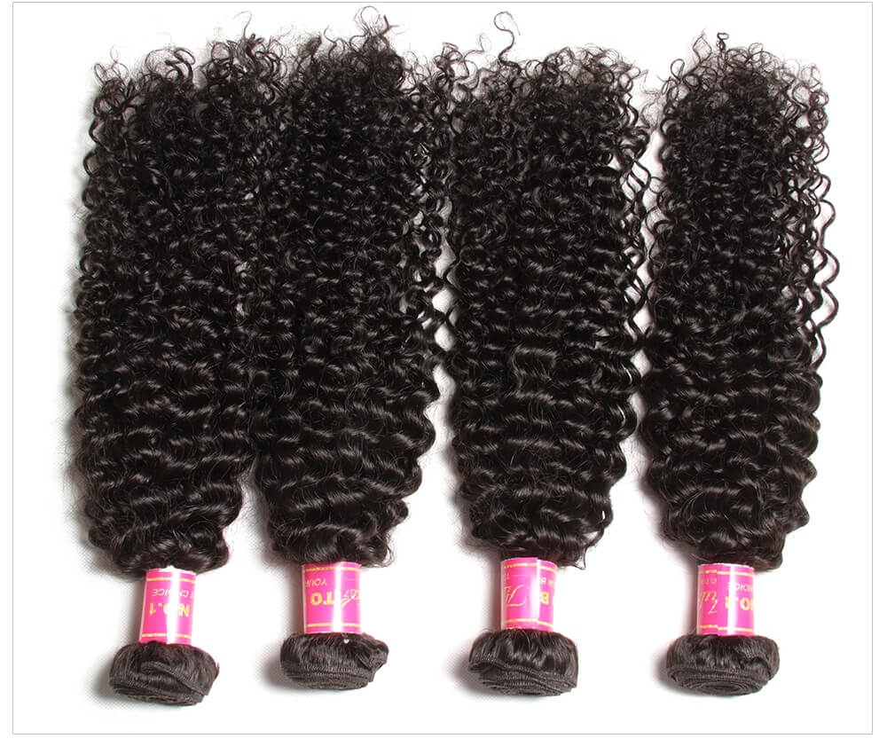 Best Malaysian Human Weaves Curly Hair