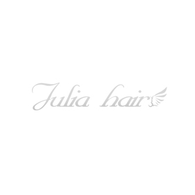 Julia Nail Hair Extensions Peruvian Straight Human Virgin Hair