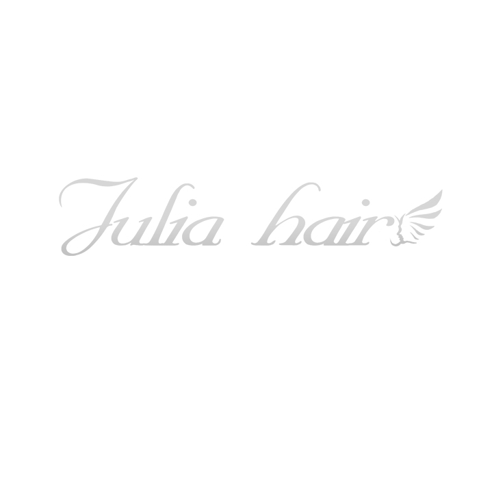 Julia Highlight Blonde Color Headband Wigs Quality Straight Human Hair Wigs Quick And Easy Install